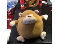 Cute chubby dog door stop,£2,possible local delivery