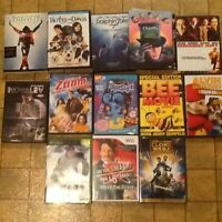 Movies and video games