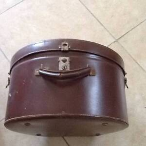 Leather Hat Box Belmont Lake Macquarie Area Preview