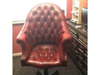 Large executive Office swivel / rocker chair