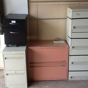 File cabinets for sale from 2 to 5 door Strathcona County Edmonton Area image 3