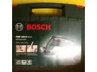 Bosch PMF E180 multi saw/sander all rounder, new/unused in box