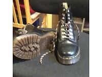 Ladies Size 6 DM Boots
