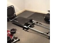 Aeropilates workout unit