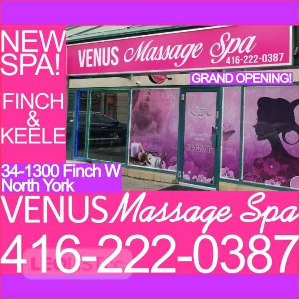 Relaxing Holistic Asian Spa! grand opening Special