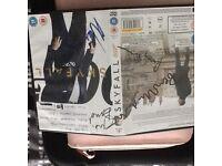 Signed Skyfall Dvd