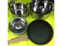 Siemens Set of Pans