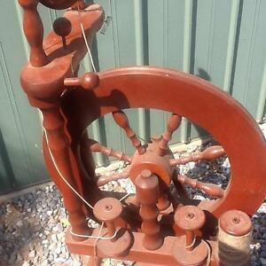 Ashford spinning wheel Normanville Yankalilla Area Preview