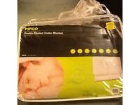 PIFCO ELECTRIC DOUBLE BLANKET DUAL CONTROL
