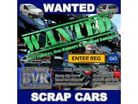 All Scrap Vehicles Collected Worthing & Throughout Sussex [Cars, Vans & 4x4s] Cash Waiting
