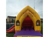 Bouncy castle hire for holidays