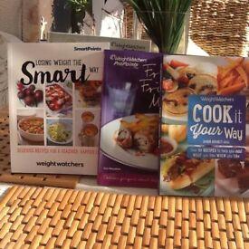 Unused Weight Watchers Cook Books