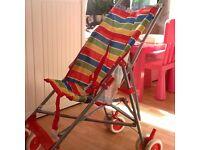 Travel Pushchair in excellent condition