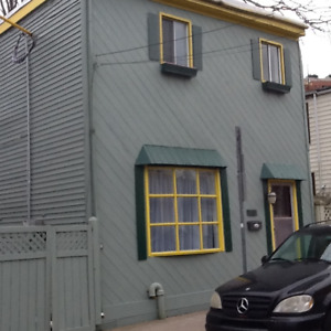 Nice two bedroom house for rent on the commons