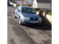 skoda superd, very clean car and peoguet 307 for sale