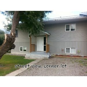 4 bedroom 2 bath home for sale in Crowsnest Pass