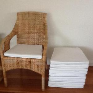 Chair Cushions x 10 Taren Point Sutherland Area Preview