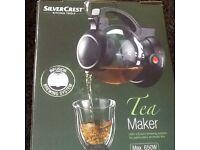 Silver Crest Tea Maker