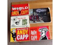 Andy Capp and Giles Cartoons