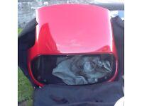 MX5 Hardtop in Red