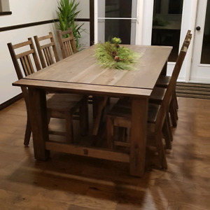 Solidwood Custom handmade dining sets