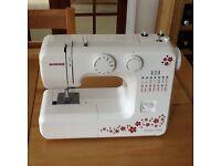 Janome 3300 sewing machine.