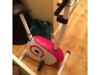 Davina mcoll exercise bike