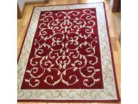 130 X 260 cm wool rug