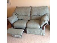Two Seat Sofa - Pistachio Green