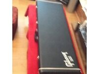 ORIGINAL GIBSON USA BASS GUITAR CASE/BRAND NEW. SUITABLE FOR ANY BLOCK BASE GUITAR