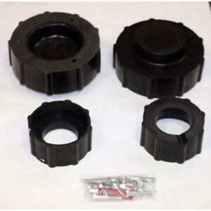 Coil Spring Leveling System - 02-06 JEEP LIBERTY KIT (TRLJC243)