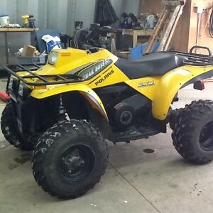 2001 Polaris Trail Boss 325