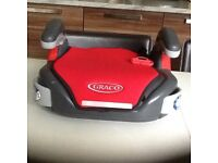 Graco Child's Booster Car Seat