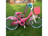 Hello kitty bike