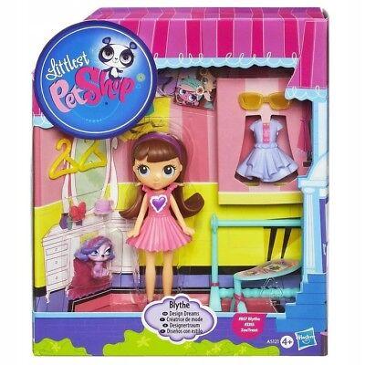 Littlest Pet Shop Blythe Design Dreams UK Seller - Rare