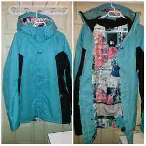 Size XL Oakley winter jacket