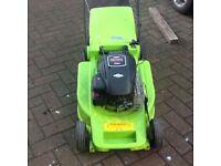 Flora best self propelled petrol lawnmower