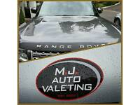 Car valeting