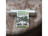 Kawasaki end can Haynes manual