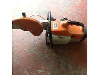 Stihl TS 400 saw