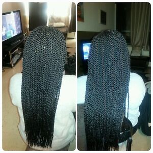 BOX BRAIDS, CROCHET BRAIDS,WEAVE, MARLEY TWIST, LACE FRONT WIG ...