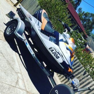 Seadoo RXT 255 Supercharged jetski