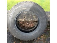 4 winter tyres for sale