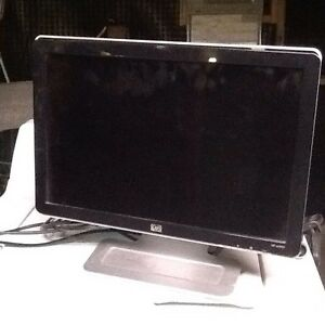 HP flat Monitors 19 and 20 inch 150$ for the pair