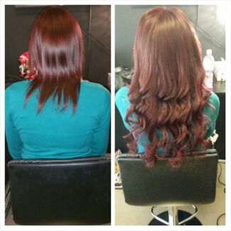 ♢Lush Locks Hair Extensions♢ Canning Vale Canning Area Preview