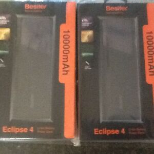 New Bester 10.ooo mAh Li-ion battery pack $45 Peterborough Peterborough Area image 2