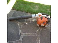 Stihl blower, spares not working. BG86c.