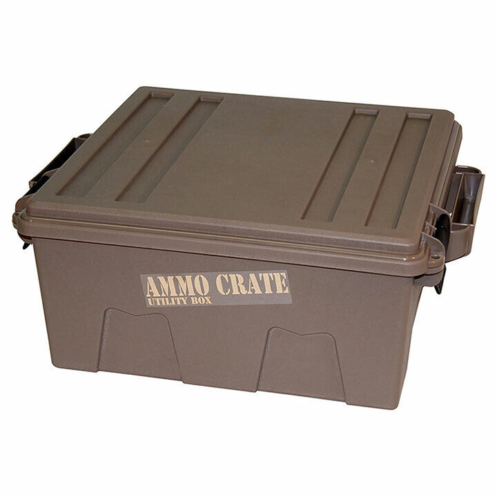 MTM ACR872  Ammo Crate Utility Box 1370 Dark Earth