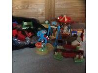 Happy Land toys.