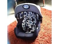 Weaver New born car seat never used